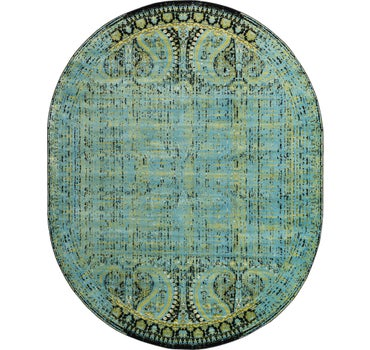 7' 10 x 10' Istanbul Oval Rug main image