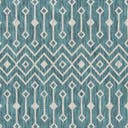 8' x 8' Outdoor Trellis Octagon Rug
