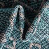 7' 10 x 7' 10 Outdoor Trellis Octagon Rug thumbnail