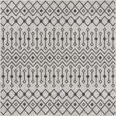7' 10 x 7' 10 Outdoor Lattice Square Rug thumbnail
