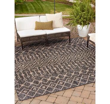 13' x 13' Outdoor Trellis Square Rug main image