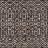 7' 10 x 7' 10 Outdoor Trellis Square Rug thumbnail