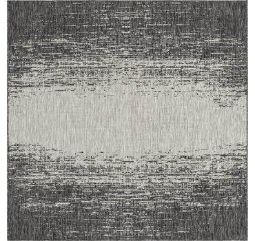 7' 10 x 7' 10 Outdoor Modern Square Rug main image