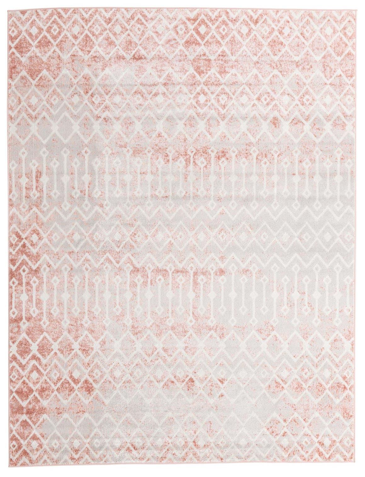8' x 10' Bohemian Trellis Rug main image