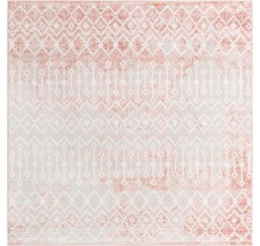 6' x 6' Bohemian Trellis Square Rug main image