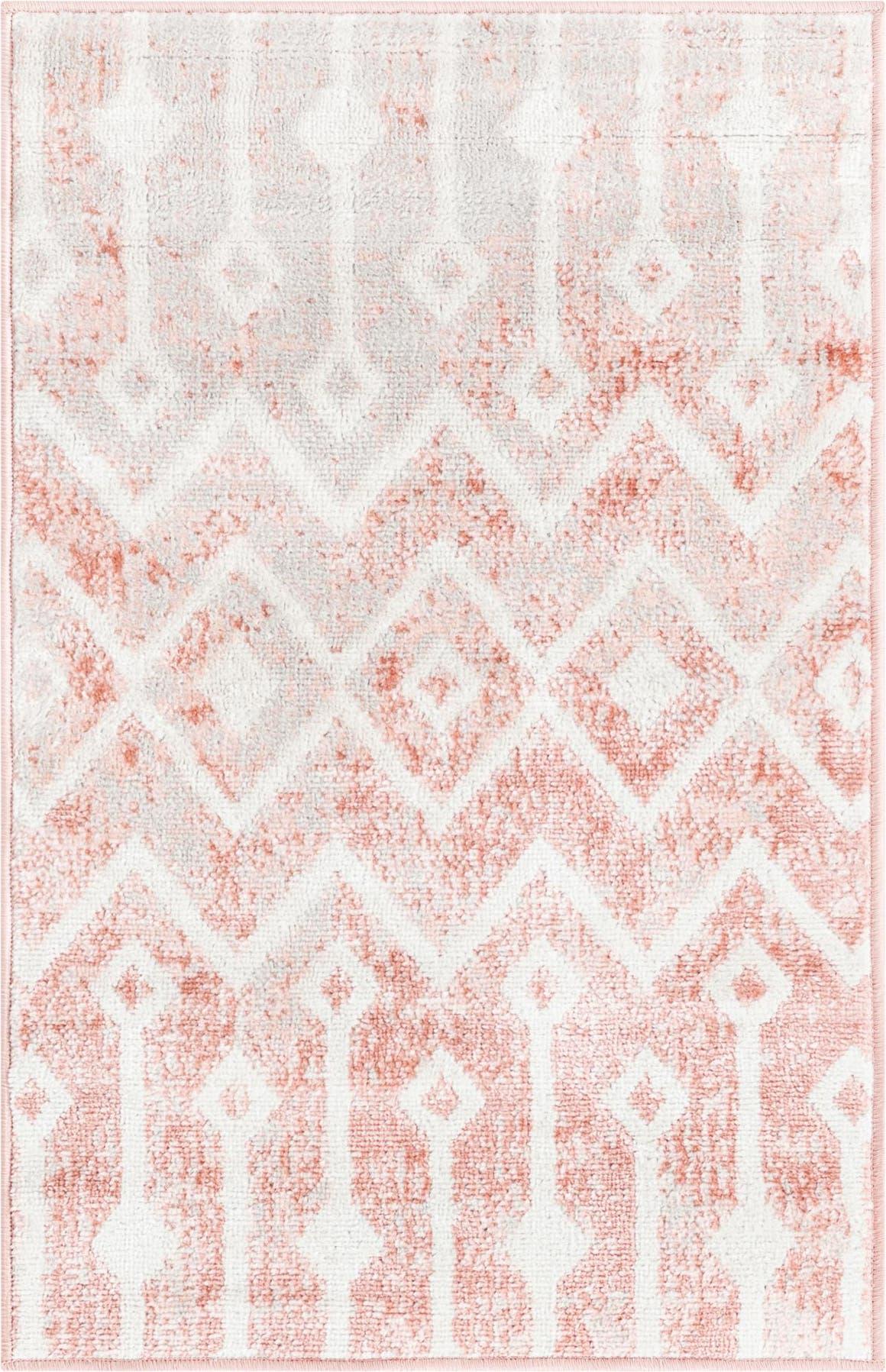 2' x 3' Bohemian Trellis Rug main image