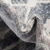 6' x 6' Bohemian Trellis Square Rug thumbnail