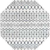 7' x 7' Bohemian Trellis Octagon Rug thumbnail