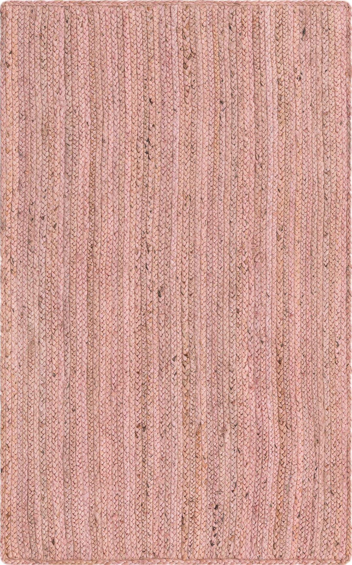 3' 3 x 5' Braided Jute Rug main image