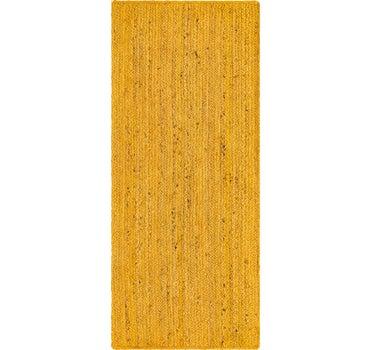 75cm x 183cm Braided Jute Runner Rug