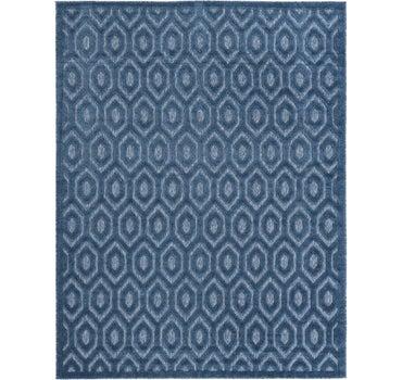 7' 10 x 10' Outdoor Trellis Textured Rug
