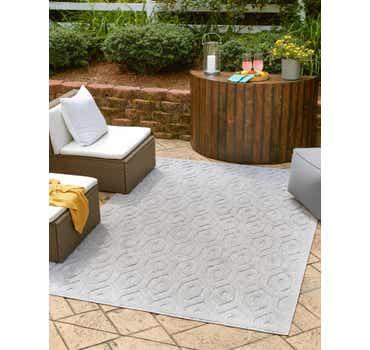 5' 3 x 8' Outdoor Trellis Texture...