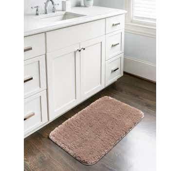 Image of  Mink Bano Luxe Bath Mat Rug