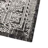5' 3 x 5' 3 Outdoor Aztec Octagon Rug thumbnail