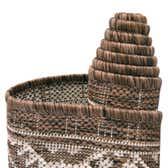 7' x 10' Outdoor Aztec Rug thumbnail