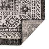 10' x 14' Outdoor Aztec Rug thumbnail