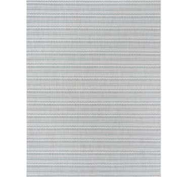 10' x 13' Outdoor Striped Rug
