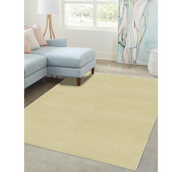 3' x 5' 3 Everyday Solid Rug main image