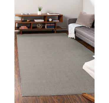 5' 3 x 8' Everyday Solid Rug