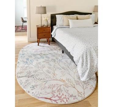 7' 10 x 10' Blossom Oval Rug main image