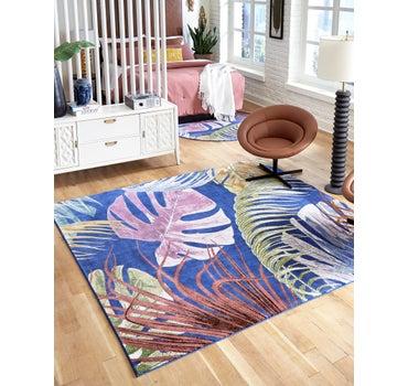 7' 10 x 7' 10 Blossom Square Rug main image
