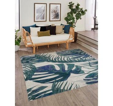 10' x 10' Blossom Square Rug main image