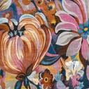 7' x 7' Blossom Round Rug