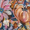 10' x 10' Blossom Round Rug
