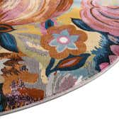 5' 3 x 7' 10 Blossom Oval Rug thumbnail