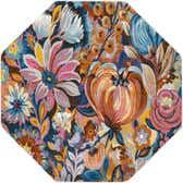 6' x 6' Blossom Octagon Rug thumbnail