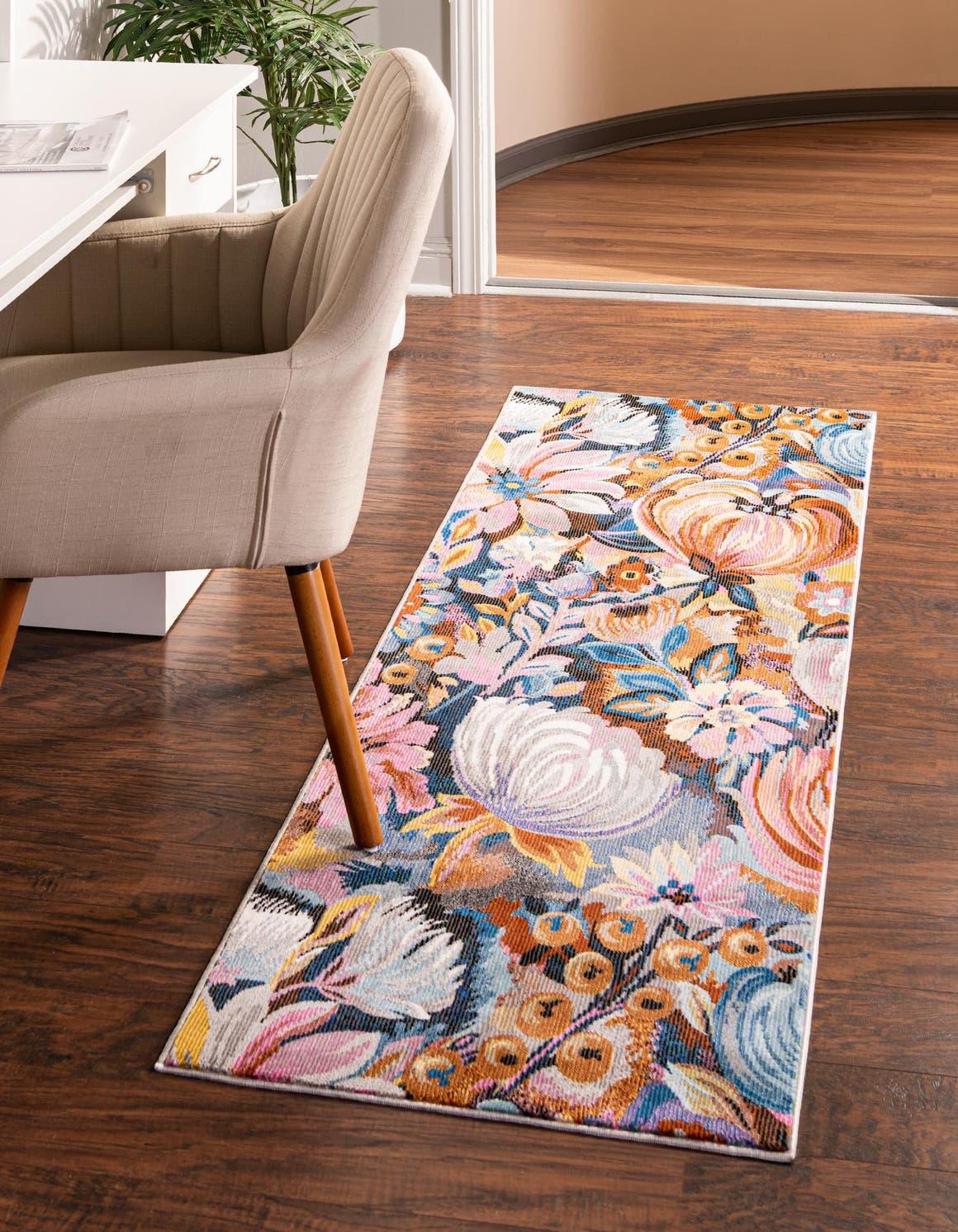 2' x 6' Blossom Runner Rug main image