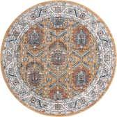 7' x 7' Nyla Round Rug thumbnail