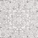 Link to Ivory of this rug: SKU#3164199