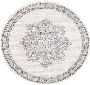 3' 3 x 3' 3 Nyla Round Rug main image