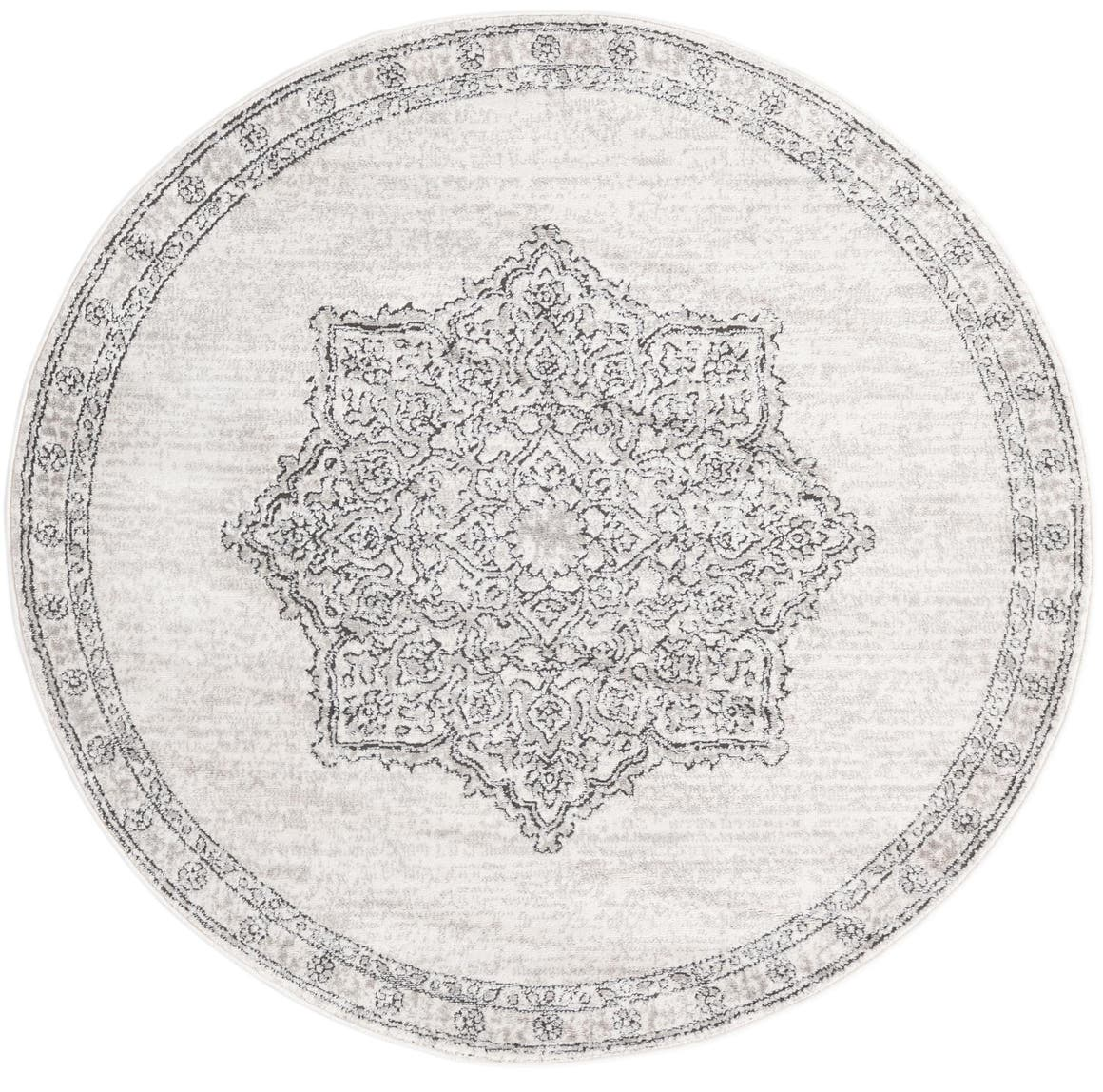 5' 3 x 5' 3 Nyla Round Rug main image