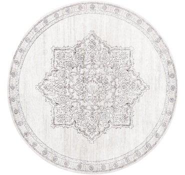 7' x 7' Nyla Round Rug main image
