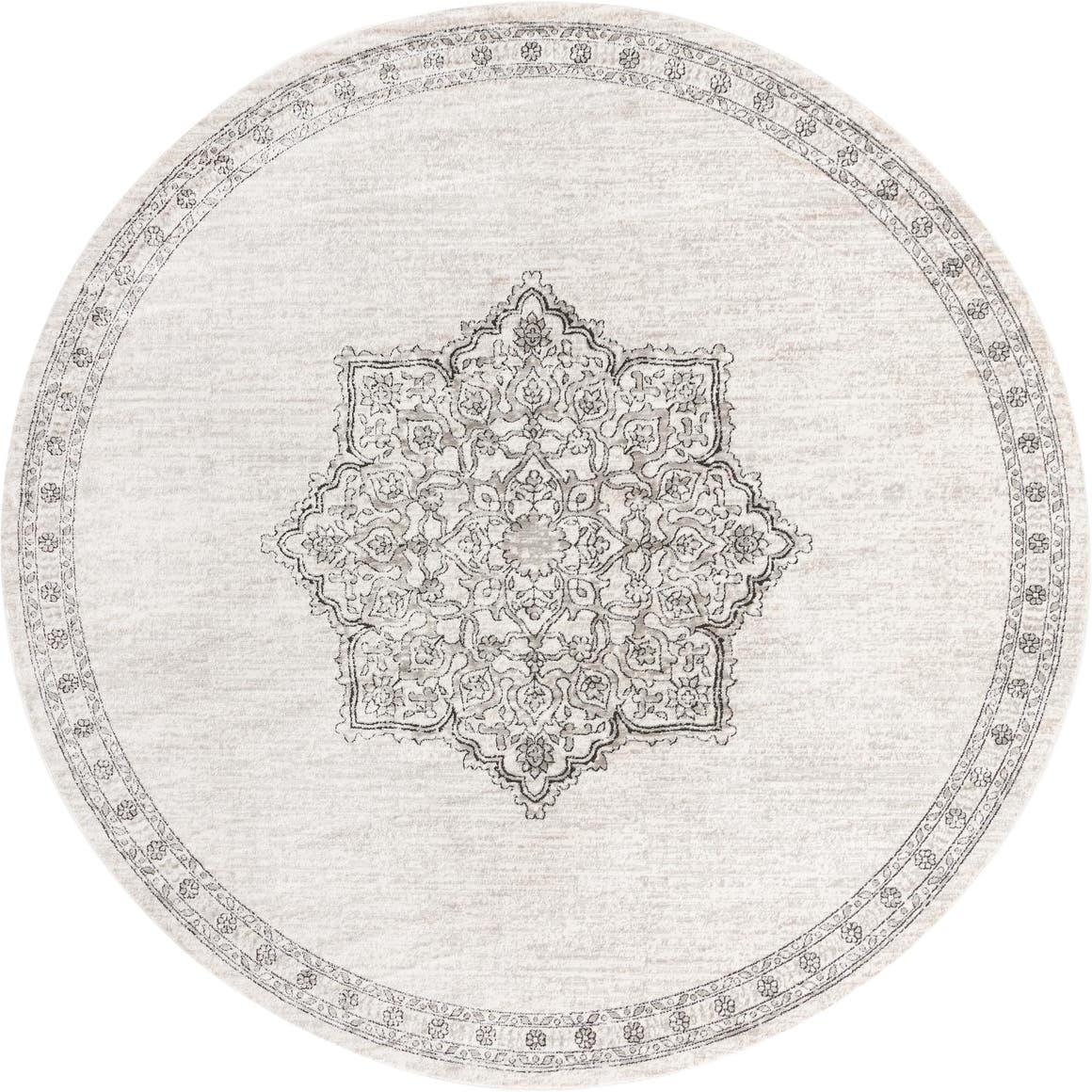 12' x 12' Nyla Round Rug main image