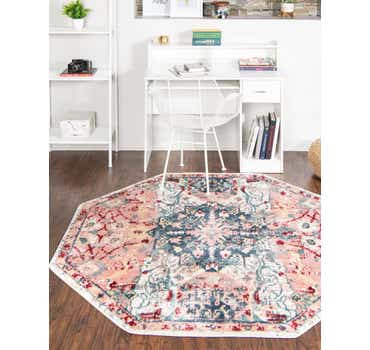 8' x 8' Charleston Octagon Rug