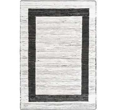 Image of 7' x 10' Chindi Jute Rug
