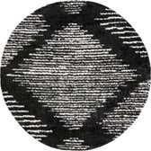 305cm x 305cm Serenity Shag Round Rug thumbnail