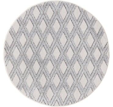 3' 3 x 3' 3 Arlo Round Rug main image