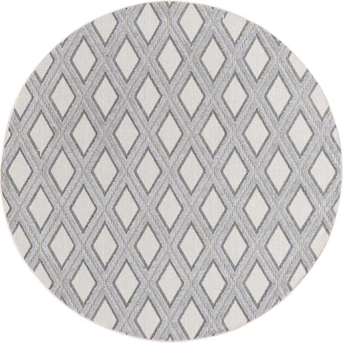 7' x 7' Arlo Round Rug main image