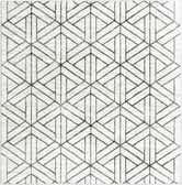 7' x 7' Lattice Trellis Square Rug thumbnail