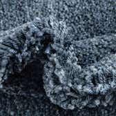 6' 5 x 6' 5 Jill Zarin Shaggy Chic Square Rug thumbnail