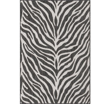 4' x 6' Outdoor Safari Rug main image