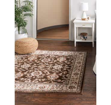 Image of 122cm x 122cm Charlotte Square Rug