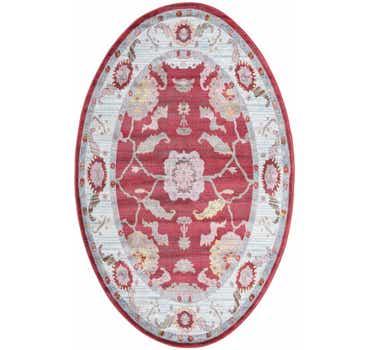 5' 5 x 8' Paragon Oval Rug