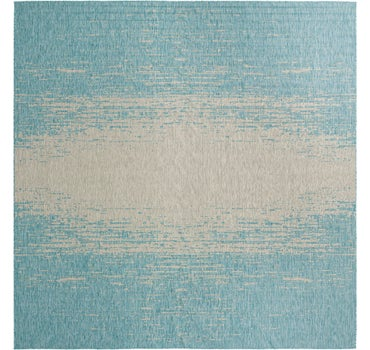 13' x 13' Outdoor Modern Square Rug main image
