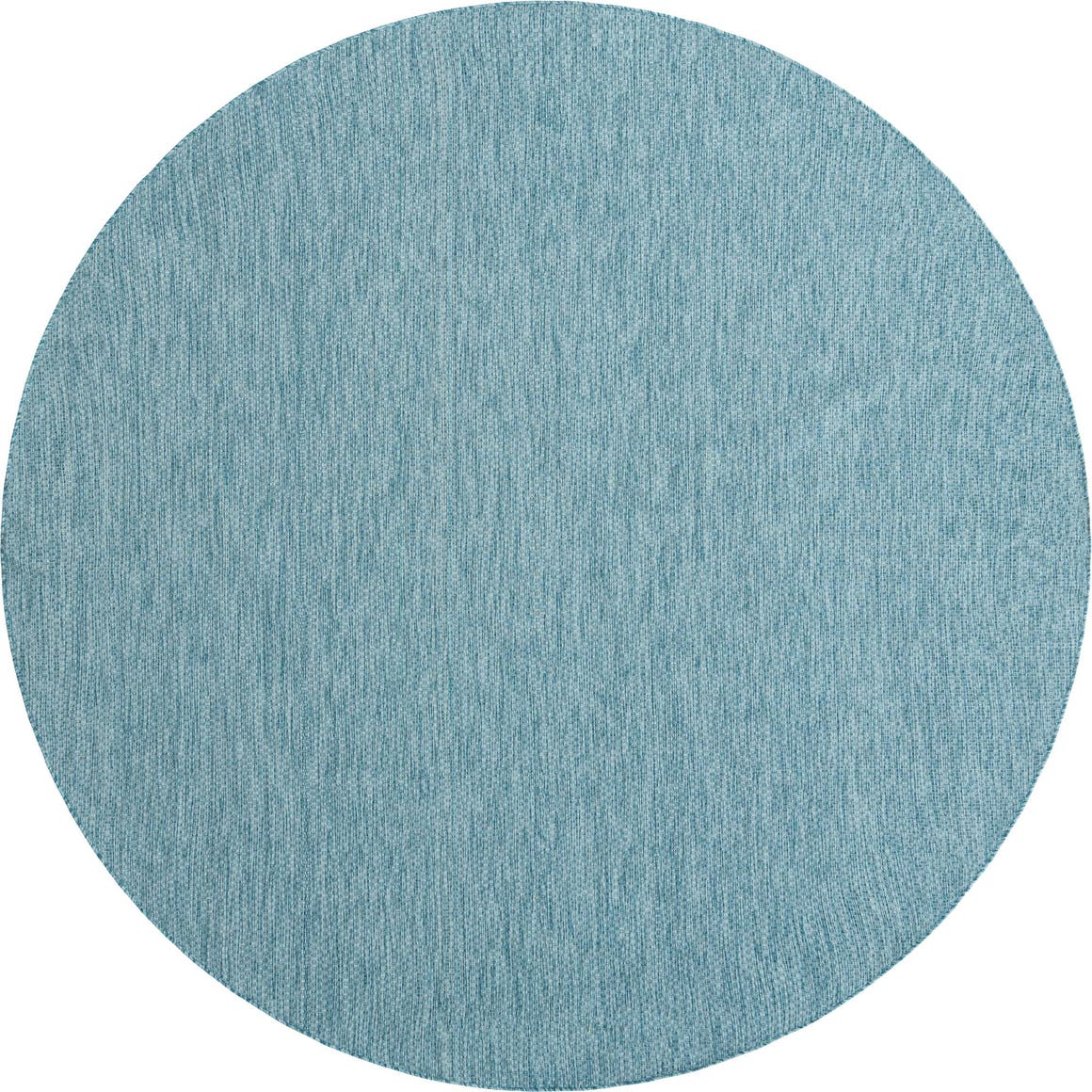 13' x 13' Outdoor Solid Round Rug main image