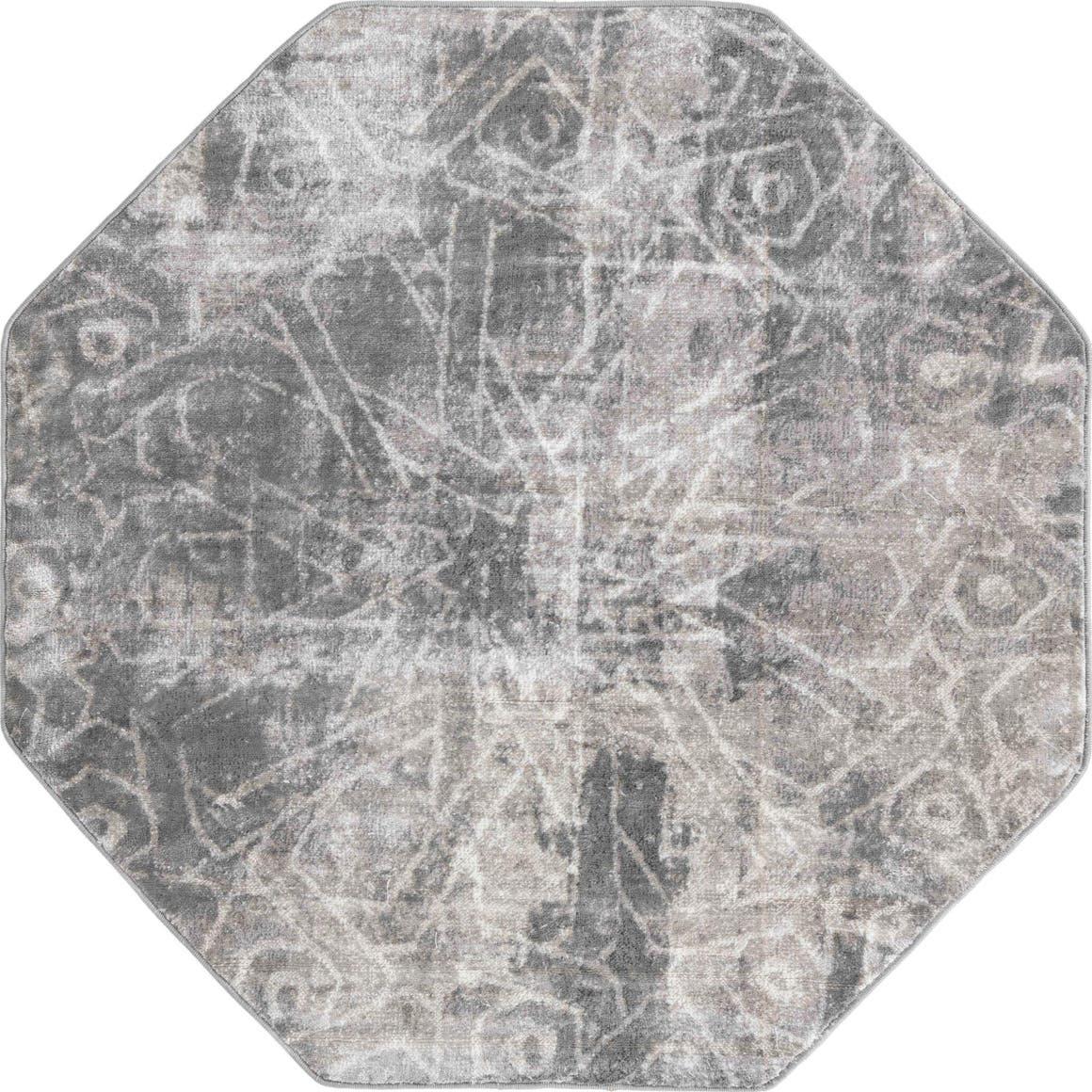 5' 2 x 5' 2 Monaco Octagon Rug main image